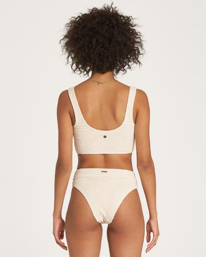 0 Summer High Maui Bikini Bottom White XB32UBSU Billabong