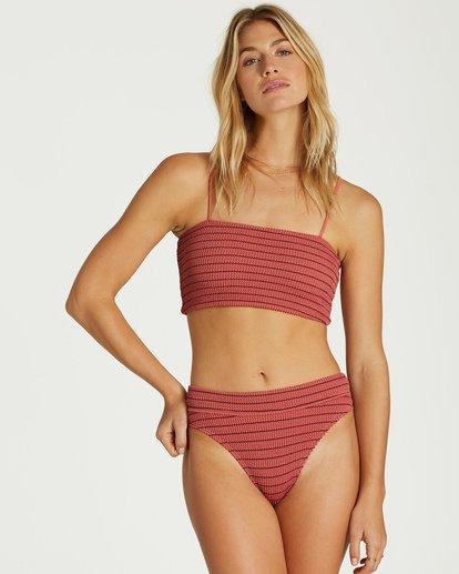 1 Summer High Maui Bikini Bottom Pink XB33VBSU Billabong