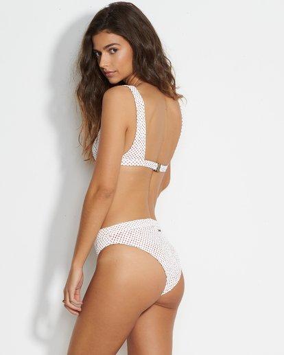 1 Candy Maui Rider Bikini Bottom White XB35VBCA Billabong