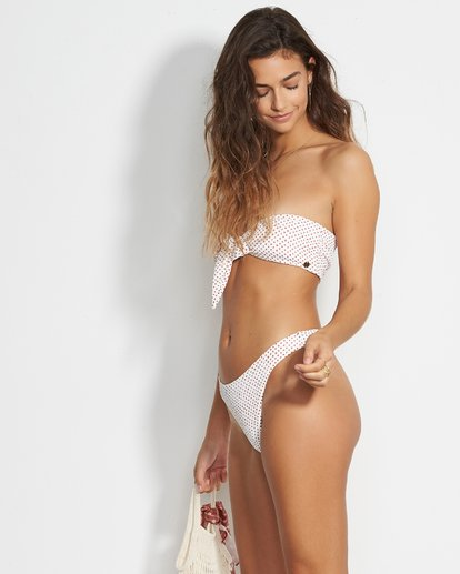 2 Candy Hike Bikini Bottom White XB36VBCA Billabong