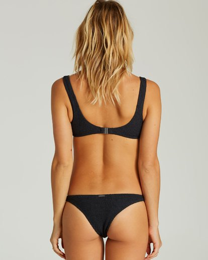 0 Summer High Isla Bikini Bottom Black XB40QBSU Billabong