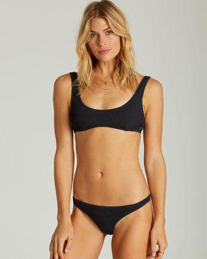 3 Summer High Isla Bikini Bottom Brown XB40QBSU Billabong