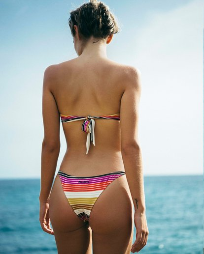 0 Shady Lane Isla Bikini Bottom Black XB41UBSH Billabong