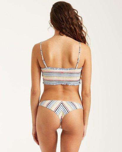 3 Gimme Sun Tanga Bikini Bottom Grey XB422BGI Billabong