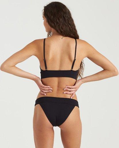 4 Sol Searcher Tropic Bikini Bottom Black XB453BSO Billabong