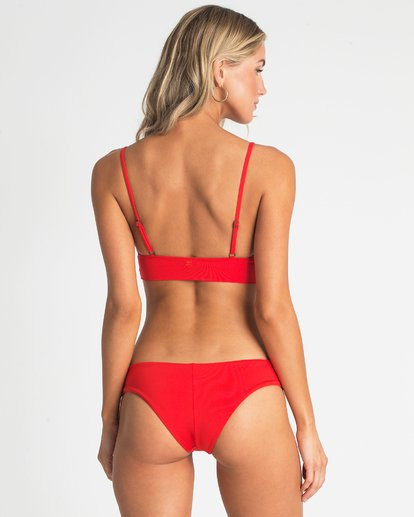 0 Sol Searcher Hawaii Lo Bikini Bottom Red XB48VBSO Billabong