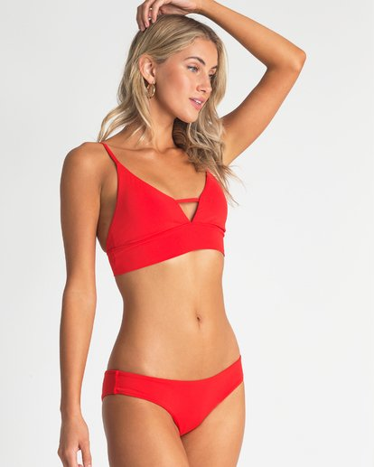 1 Sol Searcher Hawaii Lo Bikini Bottom Red XB48VBSO Billabong