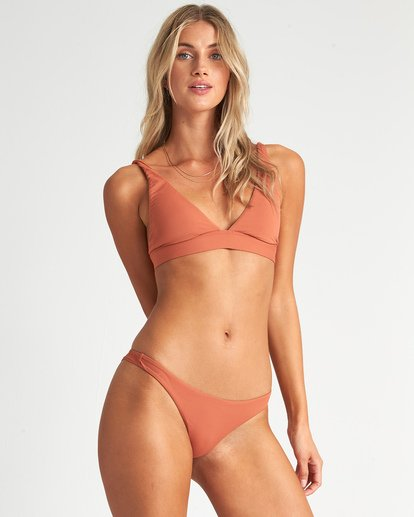 1 Sol Searcher Tanga Bikini Bottom Red XB52JSOL Billabong