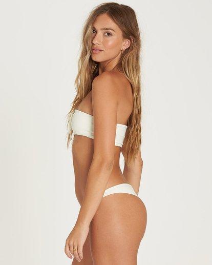 2 Sol Searcher Tanga Bikini Bottom White XB52JSOL Billabong