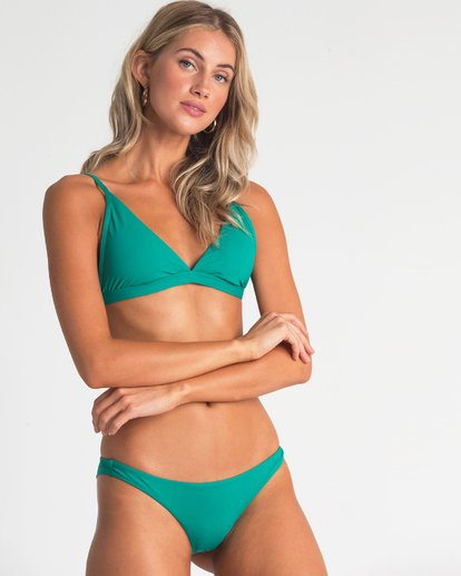 1 Sol Searcher Tanga Bikini Bottom Blue XB52UBSO Billabong