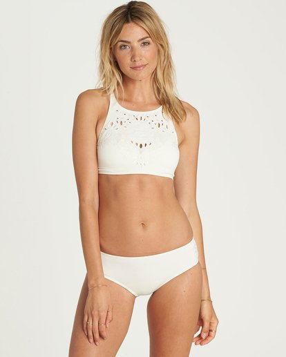 2 Bright One Hawaii Bikini Bottom White XB54NBBR Billabong