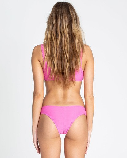 1 Tanlines Tropic Bikini Bottom Pink XB65TBTA Billabong