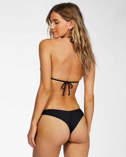 0 Sol Searcher Tanga Bikini Bottom Black XB662BSO Billabong