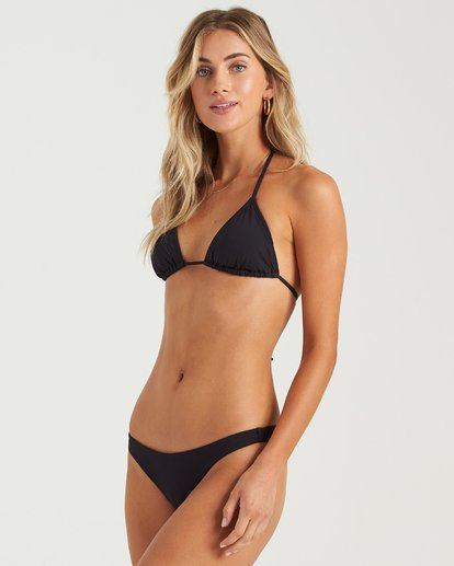 5 Sol Searcher Tanga Bikini Bottom Black XB662BSO Billabong