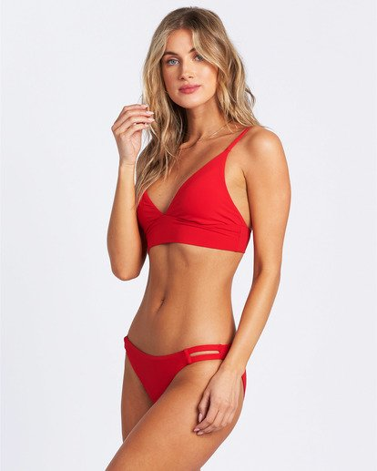1 Sol Searcher Lowrider Bikini Bottom Red XB692BSO Billabong