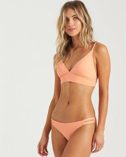 2 Sol Searcher Lowrider Bikini Bottom Red XB692BSO Billabong
