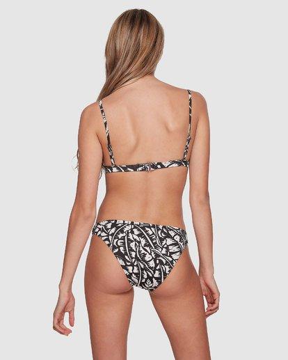 2 Morning Light Tropic Bikini Bottoms Black XB70VBMO Billabong