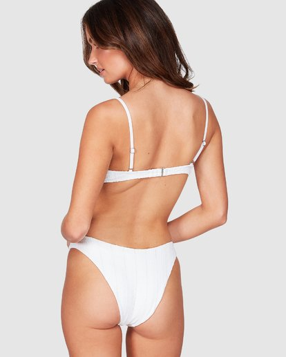 1 Daydream Tropic Bikini Bottom White XB71WBDA Billabong
