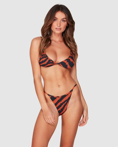 3 Tigress Hike Bikini Bottom Black XB73WBTI Billabong