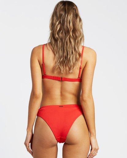 1 For The Love Of Maui Bikini Bottom Red XB751BFO Billabong