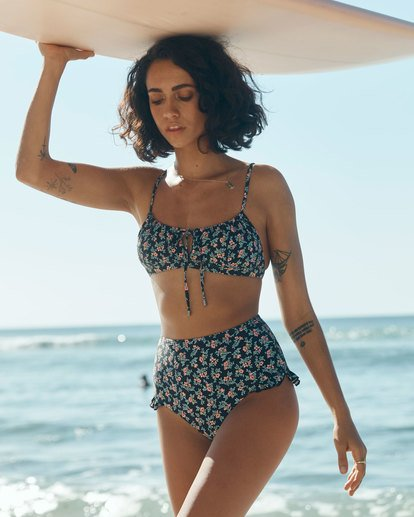 0 Bloom Retro Bikini Bottom Black XB813BBL Billabong