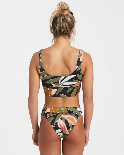 1 Tropic Nights Tropic Bikini Bottom Black XB881BTR Billabong