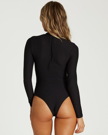 2 Tanlines Long Sleeve Swimsuit  XR04VBTA Billabong