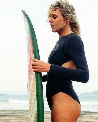 0 Surfed Out Bodysuit Black XR11TBDE Billabong