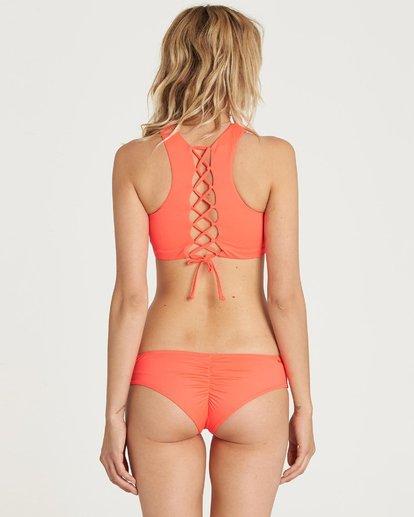 2 Sol Searcher High Neck Bikini Top  XT01KSOR Billabong