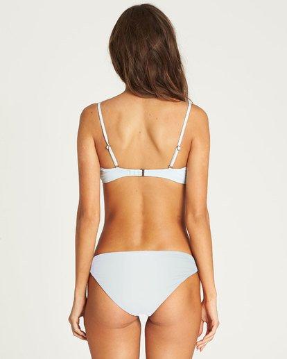 2 Sol Searcher Mini Crop Bralette Bikini Top Blue XT02TBSO Billabong