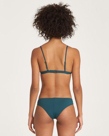2 Sol Searcher Fix Tri Bikini Top Green XT02UBSO Billabong