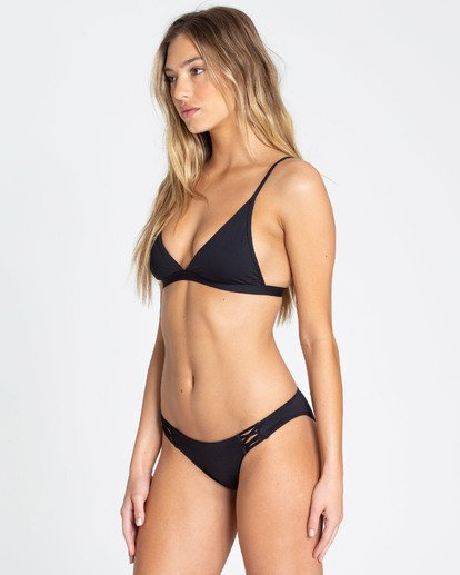 1 Sol Searcher Triangle Bikini Top Black XT04TBSO Billabong