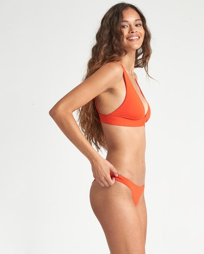 1 Sol Searcher Triangle Bikini Top Orange XT051BSO Billabong