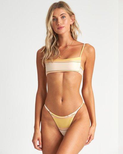 2 Tanlines Bralette Bikini Top Green XT061BTA Billabong