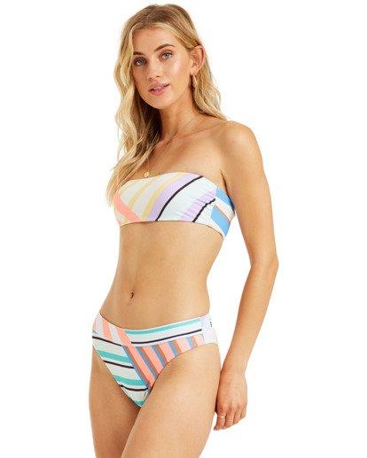 4 Break A Dawn Tube Bikini Top Grey XT062BBR Billabong