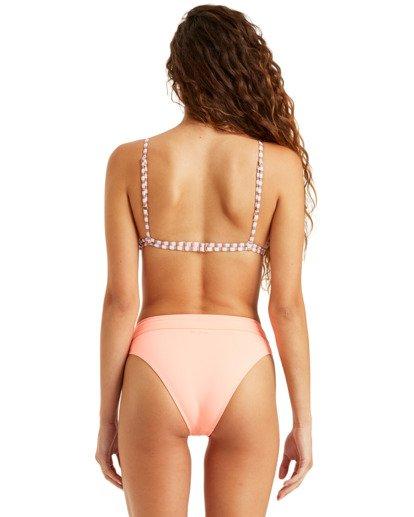 2 Hey Now Mini Crop Bikini Top  XT092BHE Billabong