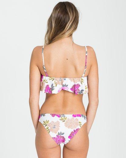 2 What I Luv Bandeau Bikini Top  XT14QBWH Billabong