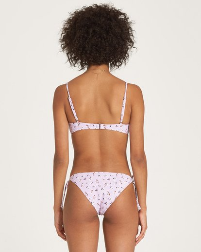 3 Letting Go Bralette Bikini Top Purple XT14WBLE Billabong