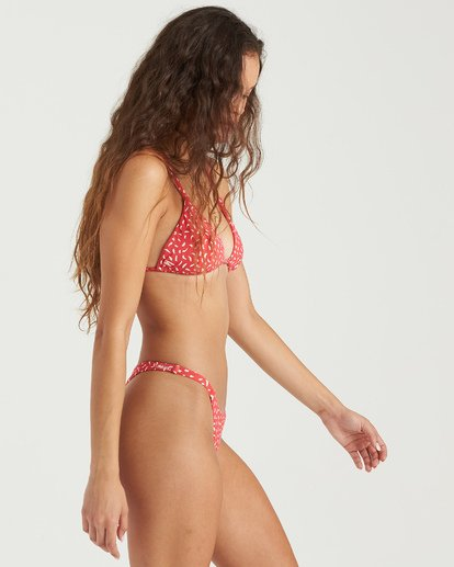 3 Drift Along Tri Bikini Top Multicolor XT163BDR Billabong