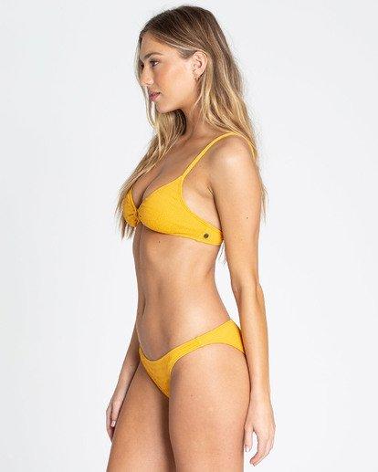 1 Sun Rise Trilet Bikini Top Grey XT21TBSU Billabong