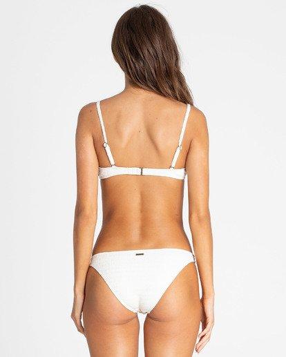 2 Sun Rise Trilet Bikini Top White XT21TBSU Billabong