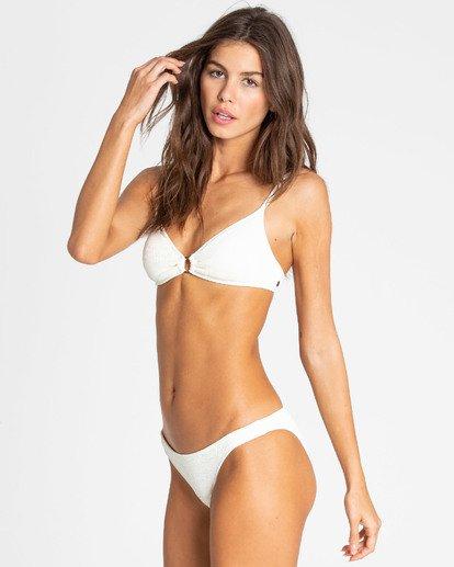 1 Sun Rise Trilet Bikini Top White XT21TBSU Billabong