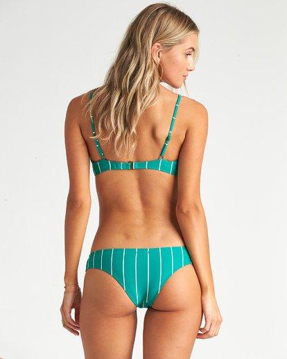 2 Emerald Bay Mini Crop Bikini Top Green XT231BEM Billabong