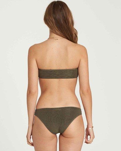 2 No Hurry Bandeau Bikini Top Green XT24QBNO Billabong