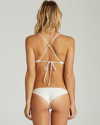3 Sol Searcher Fixed Triangle Bikini Top White XT27LSOL Billabong
