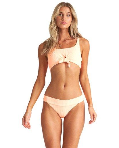 1 Under The Sun Tank Bikini Top Pink XT371BUN Billabong