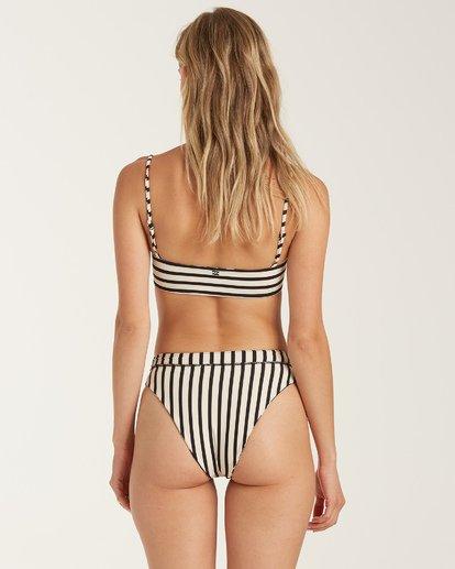 6 Palm Side Reversible Bralette Bikini Top Grey XT372BPA Billabong