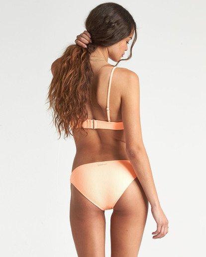 1 Under The Sun Triangle Bikini Top Pink XT381BUN Billabong