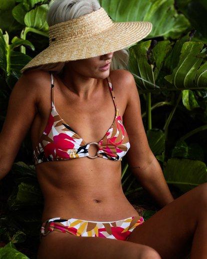 0 Tropic Nights Tri Bikini Top Grey XT39UBTR Billabong