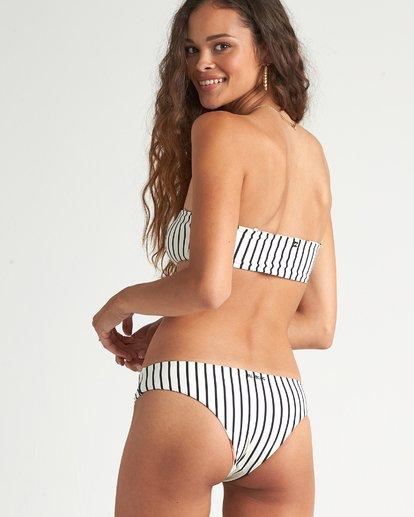 3 Hidden Sun Sunny Tube Reversible Bikini Top Grey XT421BHI Billabong